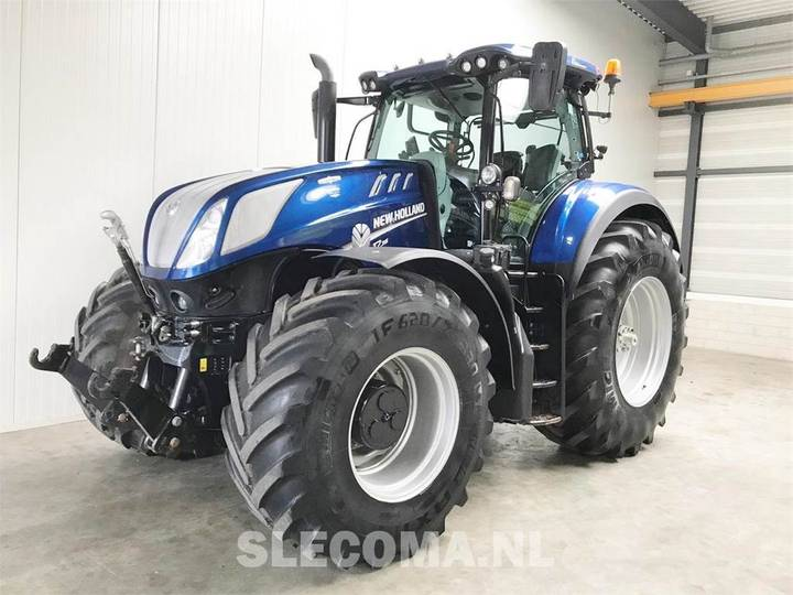 New Holland T7.315 AC NR2 - 2016