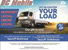 TATA 4 and 8 Ton on Special