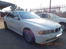2002 BMW 5 Series 530d Exclusive A/T (e39)