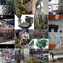 Installation, repair and service of all type of electrical marchines
