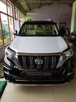 Brand New 2017 Toyota Prado For Sale
