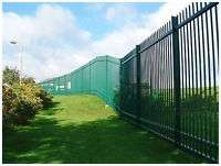 Weldex Steel Guard Palisade Fencing And Gates Pretoria