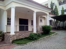 4bedroom Bungalow with BQ for sale at Lifecamp by Stella Maris school