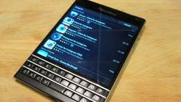 Brand new BlackBerry Passport smartphone (CBD shop)