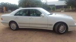 2000 E240 Mercedes for sale, very good condition. very neat inside&out
