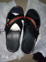 Gucci perm slippers 42.43 size