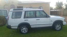 2002 Land Rover Dicovery 2 TD5