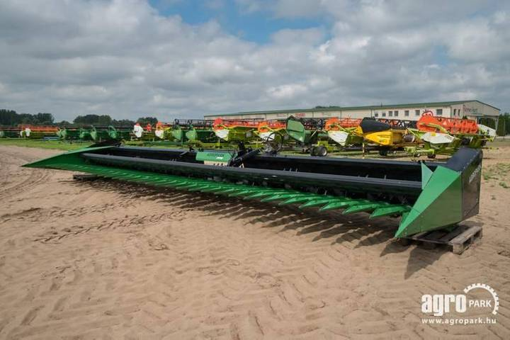 Sunflower Agropark New Ff16 11,2 M Row Free - 2019