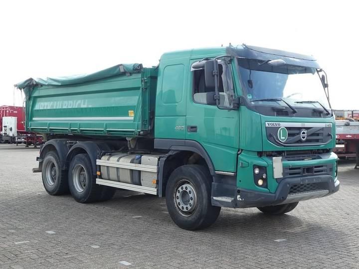 Volvo FMX 460 - 2014