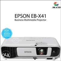 Epson EB-X41 | 3,600 Lumens projector,Brighter and Excellent!