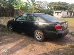 Registered 2005 Toyota Camry