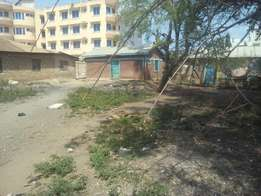 A prime plot of 1/8 of an acre for sale in mukomani