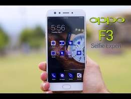 Free instant delivery!! New Oppo F3 Selfie Expert