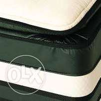 Pillow top Restonic bed - bargain at R3000 **new**