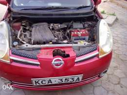 Nissan note safi