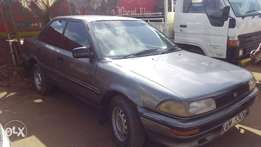 Toyota corolla saloon ae91 for
