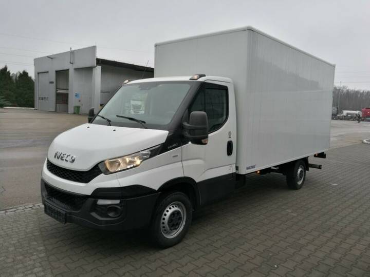 Iveco Daily 35S15 KOFFER - 2015