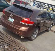 few months used Toyota Venza 2012