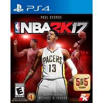 NBA 2K17 (PS4) Original
