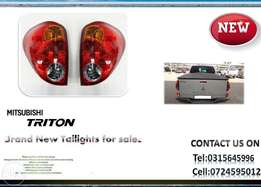 mitsubishi triton club cab and double cab New Tailights for sale R950