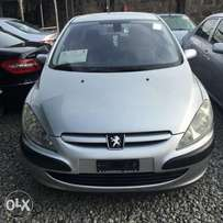 Peugeot 307 for grabs