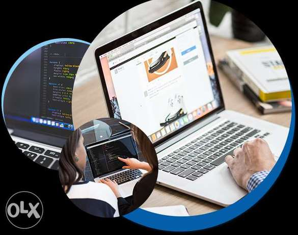We develop your website according to your requirements