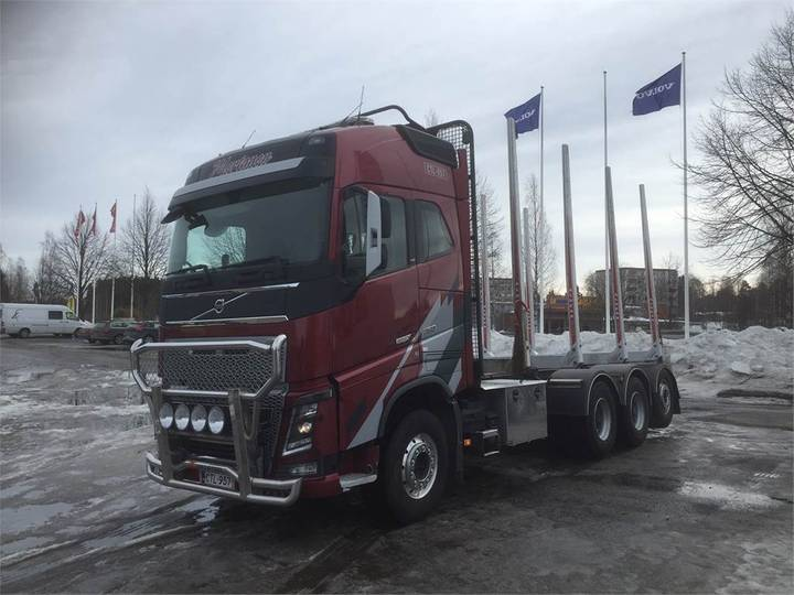 Volvo Fh16 - 2015