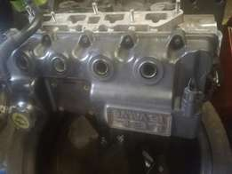 Mini Cooper S R53 engine