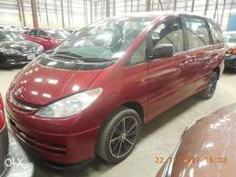 Extremely Clean Toyota Previa 2001 Model