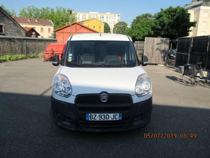 Fiat DOBLO - 2011
