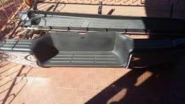 Toyota Hilux bumper and side steps (BRAND NEW)