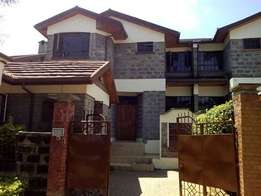 Muthaiga north classic maisonette for sale