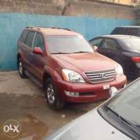 A super clean toks 2008 lexus GX470 for sale
