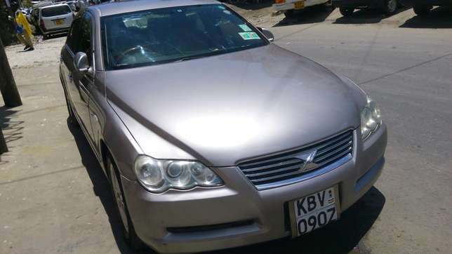 Toyota Mark X 2006 Model Mombasa Island - image 2