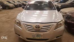 Camry 2007 with dvd screen