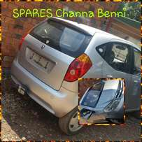 Channa Benni stripping 4 spares