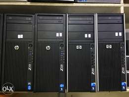 HP WorkStations