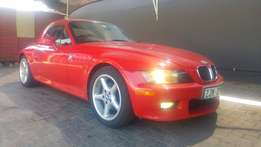 1998 BMW Z3 Roadster 2.8i A/t (e36/7) for sale in Gauteng
