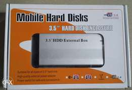 3.5 HDD External Box Hard Disks