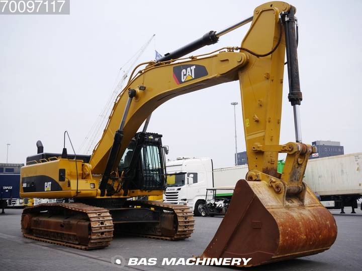 Caterpillar 349D LME Special price - more available - 2014 - image 5
