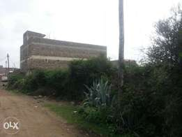 Commercial plot for sale in githurai progressive at 2.4m