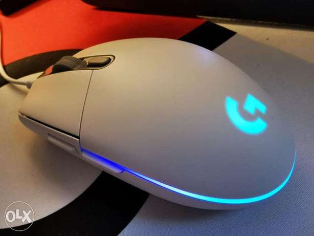 G203 light sync gaming mouse