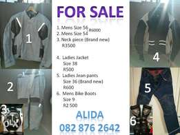 Bike clothing/shoes/accesories