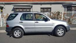 2001 Mercedes-Benz M-Class ML320 A/t for sale