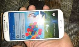 Immaculate Samsung galaxy s4 32gb sale contact Jason