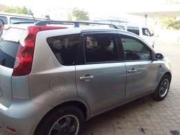 Nissan note-quick sell