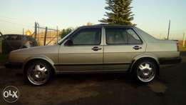 Neat Jetta mk2 for sale or swop for mk1 golf
