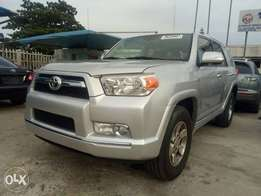 Toyota 4Runner 2012 direct Tokunbo quick sale