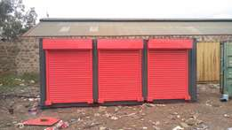 20FT & 40FT Used shipping container stalls
