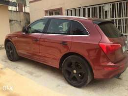 Personal Audi Q5 for sale